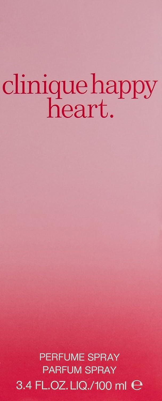 Amazon : Happy Heart By Clinique For Women Parfum Spray 34 Ounces :  Eau De Parfums : Beauty