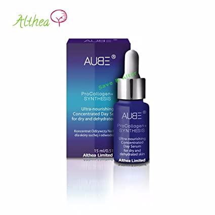 AUBE, SÍNTESIS, Ultra nutritivo, pro-colágeno Day Serum, antiarrugas, anti