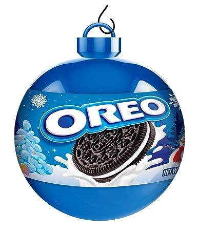 Amazon Com Oreo Chocolate Sandwich Cookies Holiday Ornaments 0 78 Oz