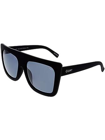 775d7b8237 Quay Australia CAFÉ RACER Women s Sunglasses Oversized Boxy Bold -  Black Smoke