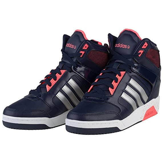 separation shoes da38f 7adf5 adidas Damenschuhe BB9TIS Wedge W F98655 Neo (40 EU) Amazon.de Schuhe   Handtaschen