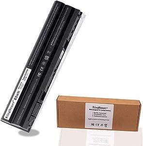 KingSener N3X1D Battery 11.1V 65Wh Laptop Battery for Dell Latitude E6430 E6520 E6530 E5420 E5430 E5520 E5530 T54FJ 8858X E6420 Precision M2800 Series