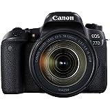 【佳能Canon专卖店】Canon/佳能 EOS 77D 套机 单反数码相机 (搭配镜头: EF-S 18-135mm IS USM)