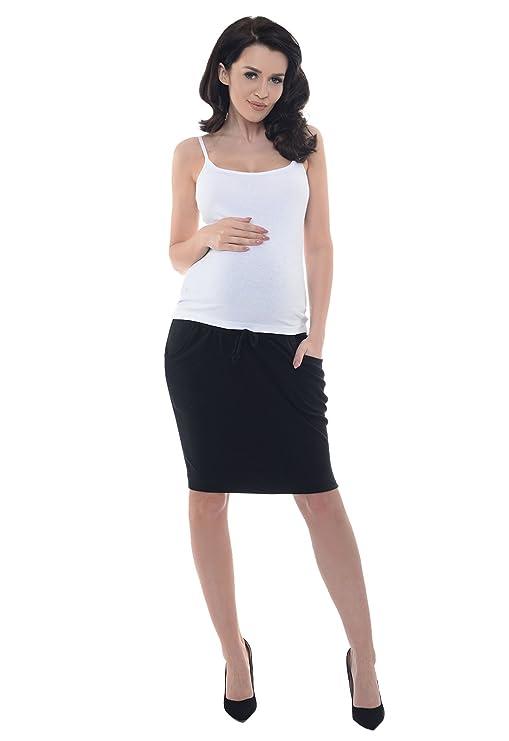 Purpless Maternity Falda del Embarazo 1500