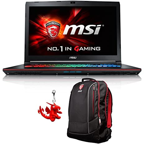 Amazon Com Msi Ge72 Apache Pro 003 17 3 Gaming Laptop Core I7