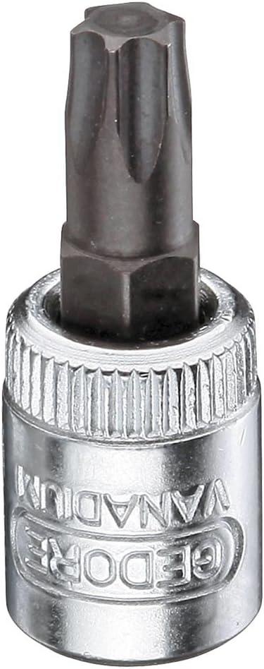 GEDORE 1500 CT1-20 Steckschl/üssel-Sortiment 1//4 in Check-Tool-Modul