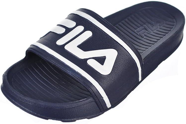 Fila Boys/' Slide Sandals Sizes 13-6