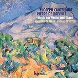 Canteloube: Dans la montagne; De Breville: Violin