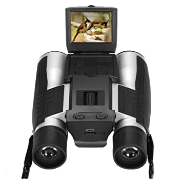 Amazon.com: Eoncore - Prismáticos de 2 pulgadas con pantalla ...