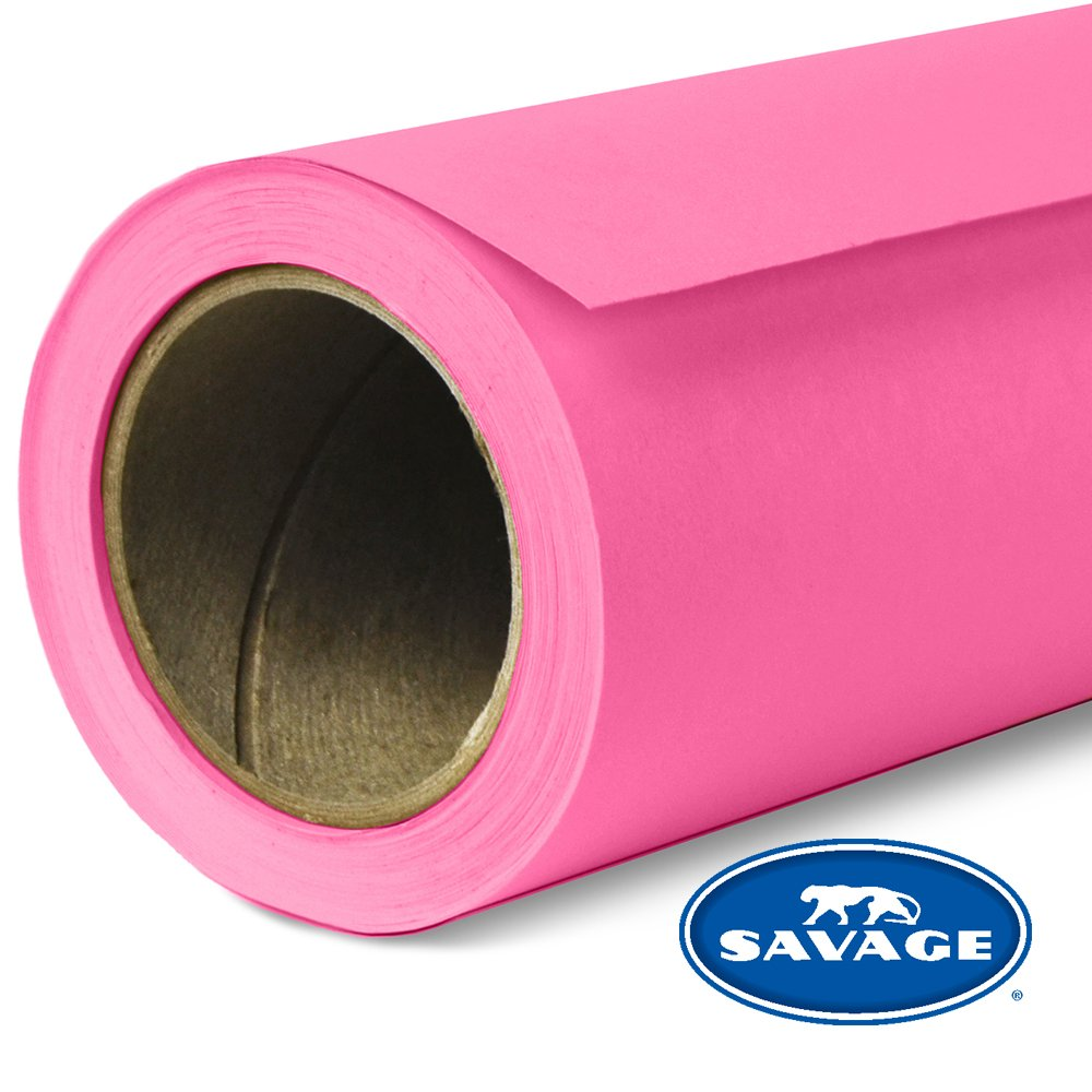 Savage Seamless Background Paper - #37 Tulip (107 in x 36 ft) by Savage