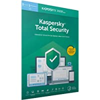 Kaspersky Total Security 2019 Standard | 3 Geräte | 1 Jahr | Windows/Mac/Android | FFP | Download