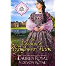 The Viscount's Wallflower Bride: A Sweet & Clean Historical Romance (The Chase Brides Book 5)