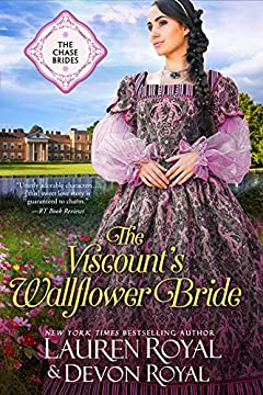 The Viscount's Wallflower Bride (The Chase Brides Book 5)