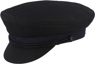 Hut Breiter Gorra Marinero | Sombrero Capitan | Gorro Capitan de ...