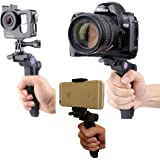 VEROMAN スタビライザー ミニ三脚 ビデオカメラ デジタルカメラ GoPro