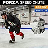 FORZA Resistance Speed Chute | Multi-Sport Fitness Training Parachute