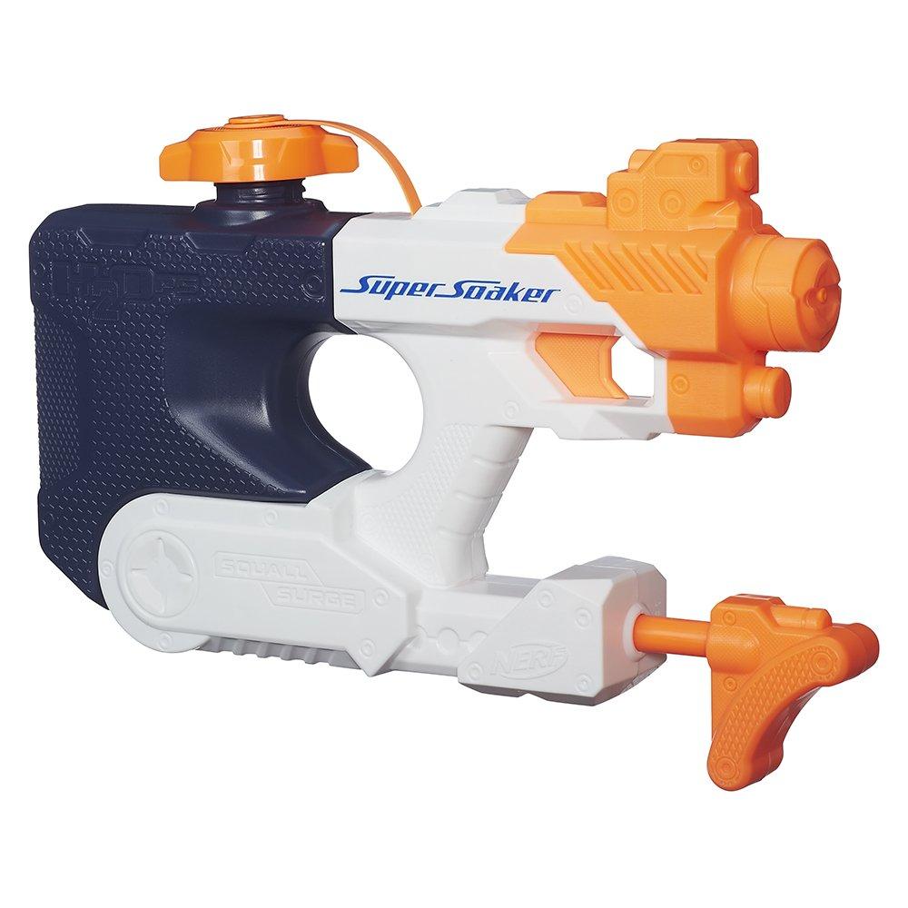 Hasbro Nerf Super Soaker Squall Surge Water Blaster by Hasbro