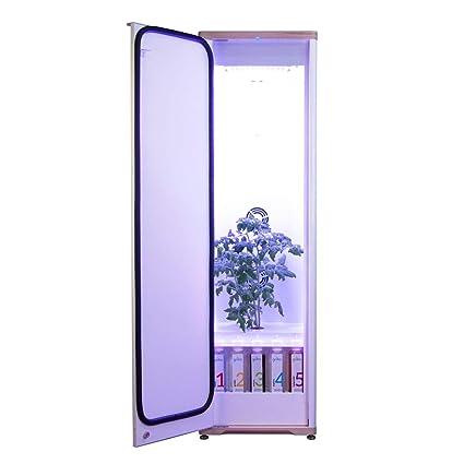 Amazon com : Grobo Solid Automated Grow Box - Hydroponics