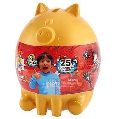 Ryans World Piggy Bank: Toys & Games
