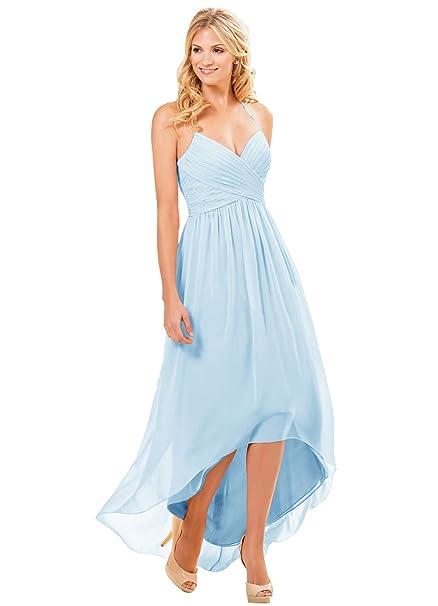 Amazon.com: Zhongde vestido de noche para dama de honor con ...