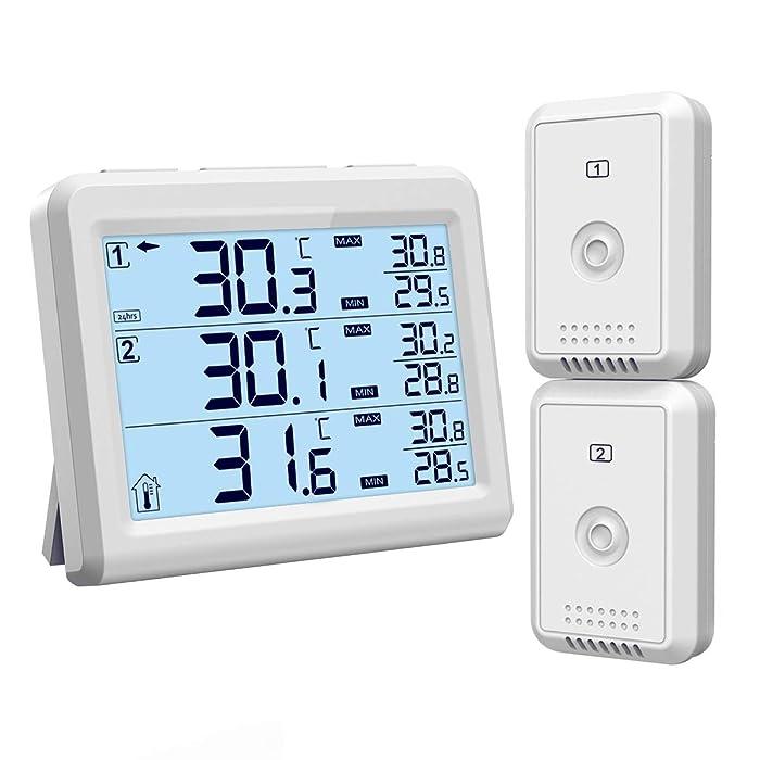 Top 10 Thermometer External Refrigerator 110V