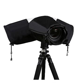 sayfunny cámara profesional Protector Lluvia Cover Rainproof for ...