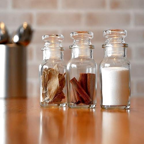 ガラスびん.com ワグナービン60 ガラス蓋