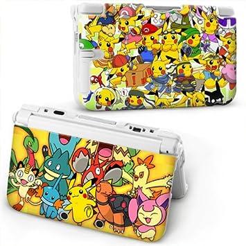 Carcasa de Pikachu Pokemon World Carcasa Funda para Nintendo ...