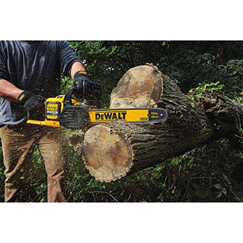 DEWALT DCCS670B Flexvolt 60V Max Brushless Cordless Chainsaw by DEWALT (Image #6)