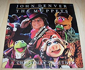 Amazon.com : John Denver & The Muppets - A Christmas Together ...