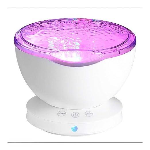 GMKJ proyector Luces Coloridas luz Nocturna luz de Noche Puede ...