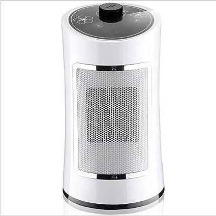 Mini Calentador Escritorio Creativo para el Hogar Calentador Ambiental Pequeño Calentador Remoto Silencioso , 2