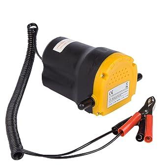UEETEK 12V Bomba de extractor de aceite, 1L / Min, bomba de aceite Bomba