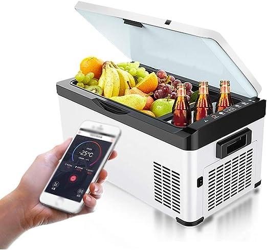 Compresor portátil Frigorífico Congelador Enfriador eléctrico ...