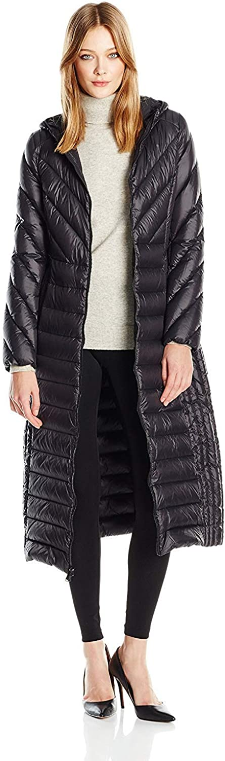 BCBGeneration Womens Maxi Down Coat