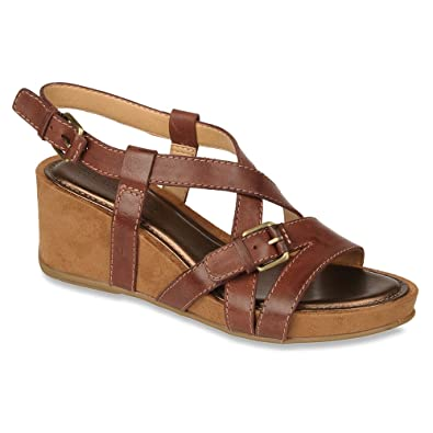 0f406f307b71 Naturalizer Women s Bridle Brown Paco 11 2E US  Amazon.co.uk  Shoes   Bags