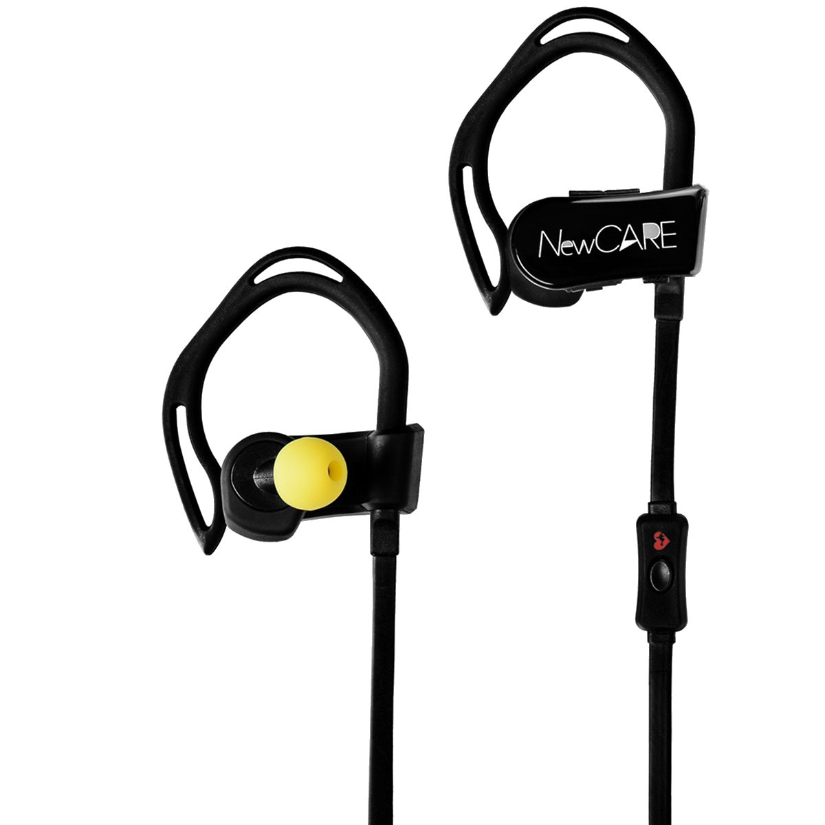 Pulse Earbuds Sweatproof Headphones Wireless Bluetooth Headphones Wireless Sport Earbuds with Built-In Heart Rate Monitor Running Exercise justmysport CH_APPSPOBLUHEA001