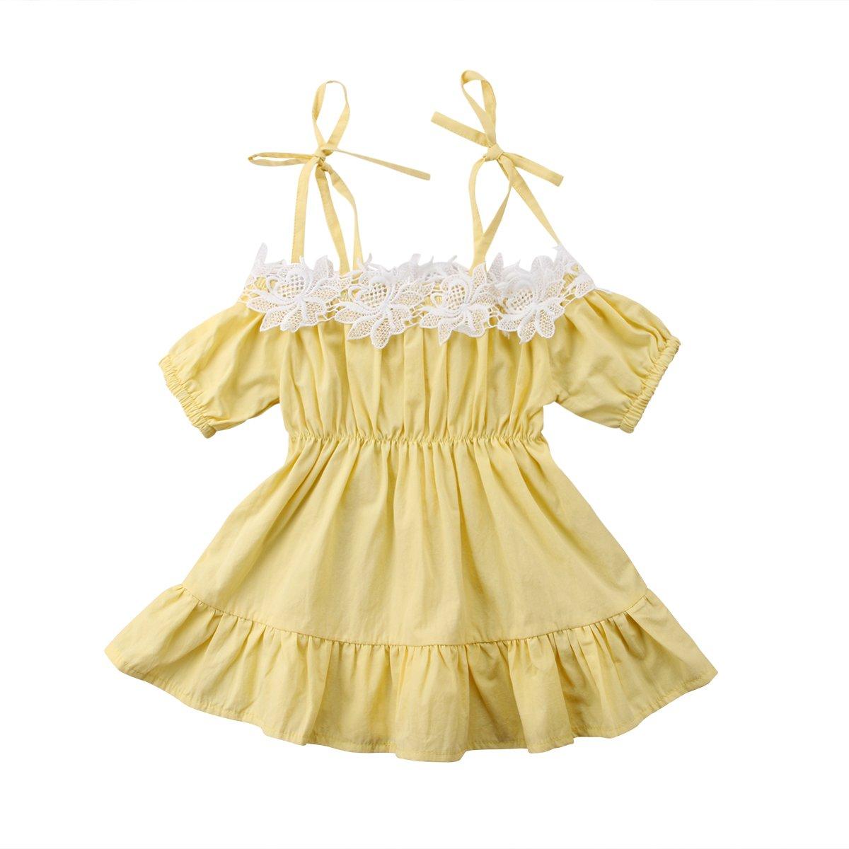 Yellow(lace)