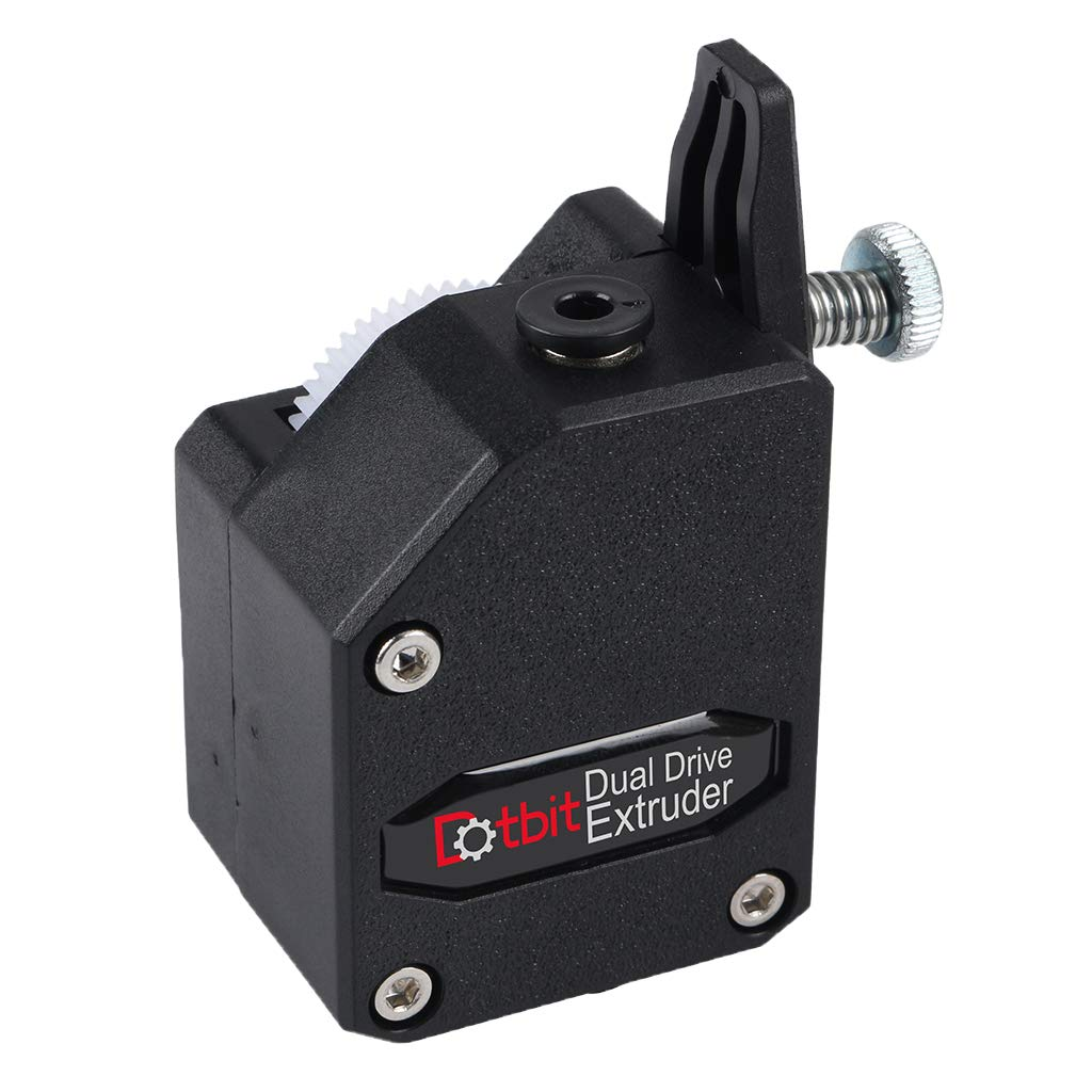 P Prettyia High Performance Bowden Extruder BMG Extruder Dual Drive for 3D Printing Printers