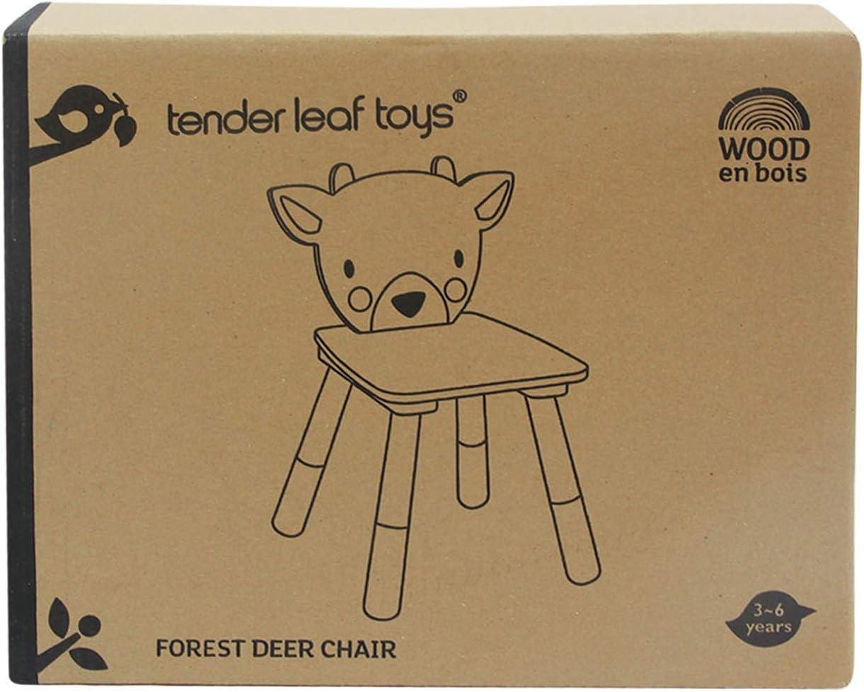 Tender Leaf Toys Forest Deer Chair