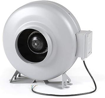 STERR – Ventilador Centrífugo 150 mm – IDC150: Amazon.es ...