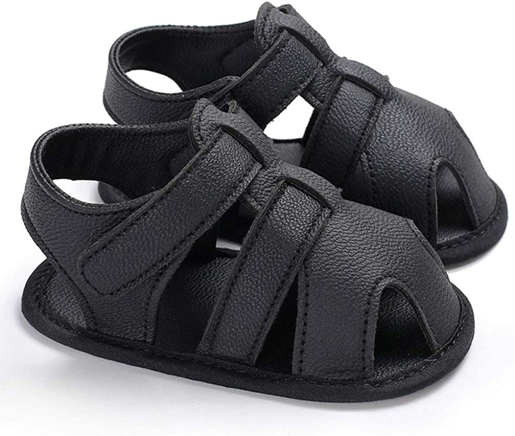 0-18 Months Baby Boy Sandals Girl Shoes Soft Anti-Slip Sole Toddler First Walker Infant Sandals for Baby boy