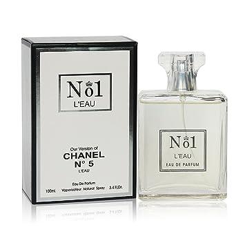 No1 Leau Our Inspiration Of Chanel No 5 Leau Eau De Parfum Spray For Women Perfect Gift