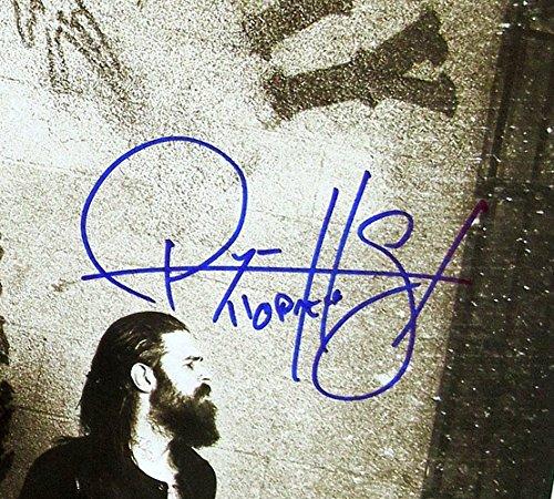 Ryan Hurst 사인 무서운 아들의 서명 된 서명 액자 비문 - 10 자 ..