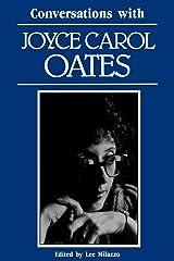 Conversations with Joyce Carol Oates (Literary Conversations Series)