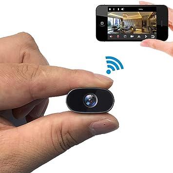 camera de surveillance a distance miniature
