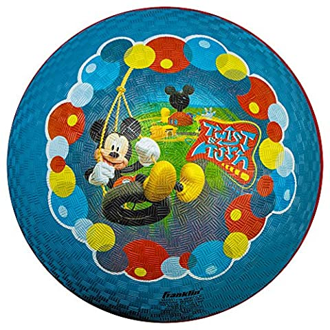 Franklin Sports Disney Mickey Mouse Clubhouse 8.5