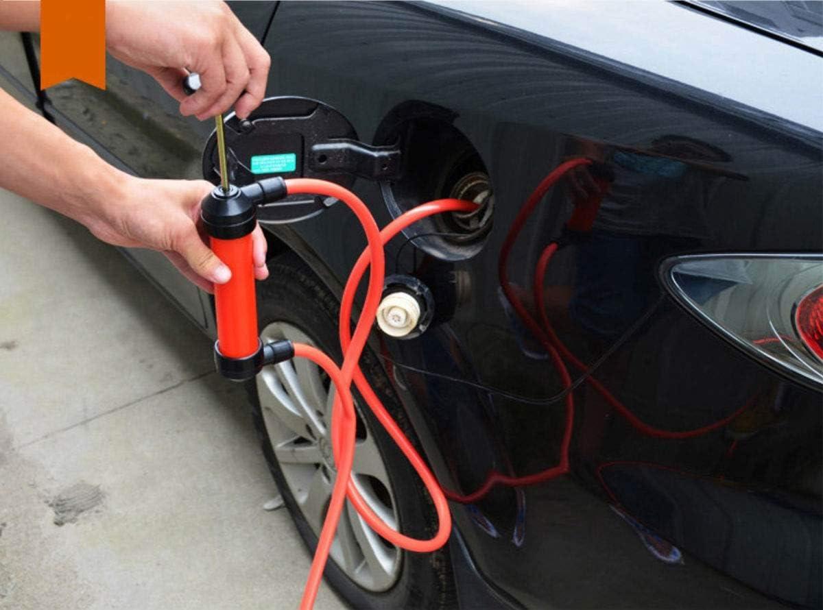 cambiador manual de aceite tubo de succi/ón para tanque de combustible Extractor de aceite especial para coche de mano