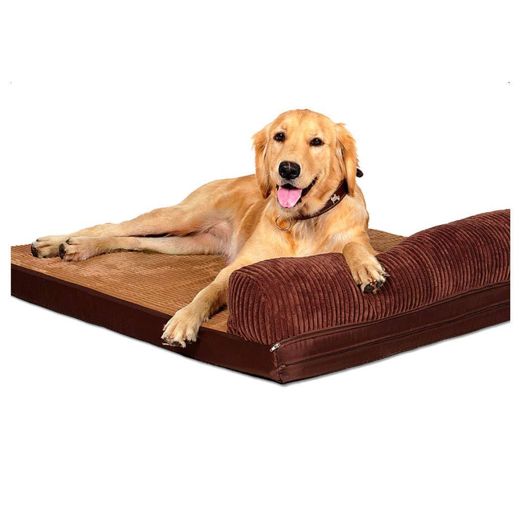 XHX Colchón para mascotas Cama para perros Colchoneta para ...