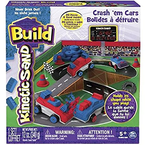 esJuguetes Arena Coches De Cinética 5Amazon Construir Crash'em sQCrthd